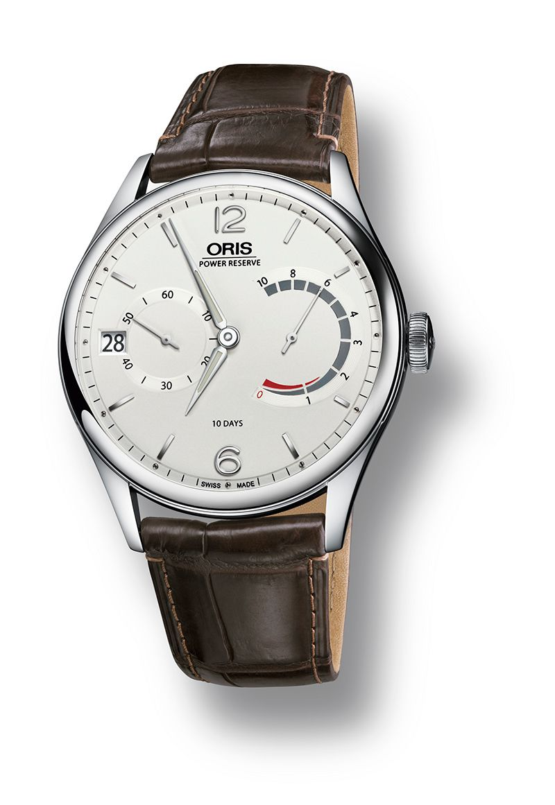 Oris Artelier 01 111 7700 4031-Set 1 23 73FC Watch