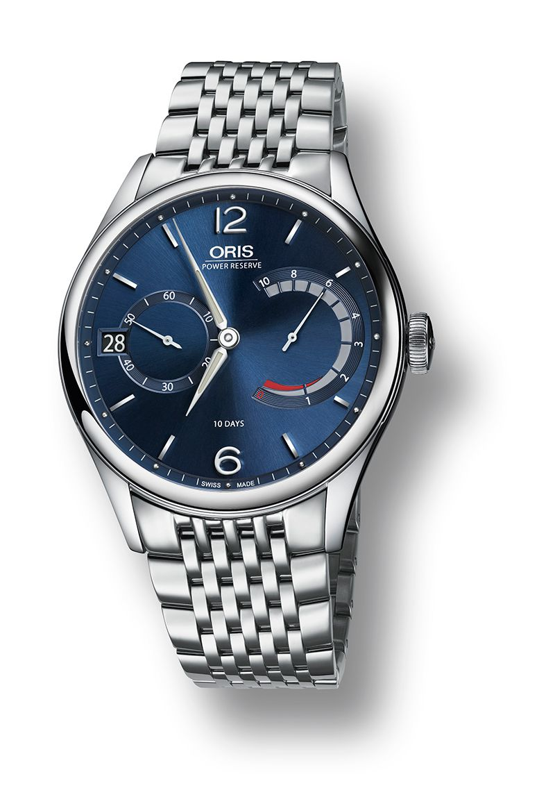 Oris Artelier 01 111 7700 4065-Set 8 23 79 Watch