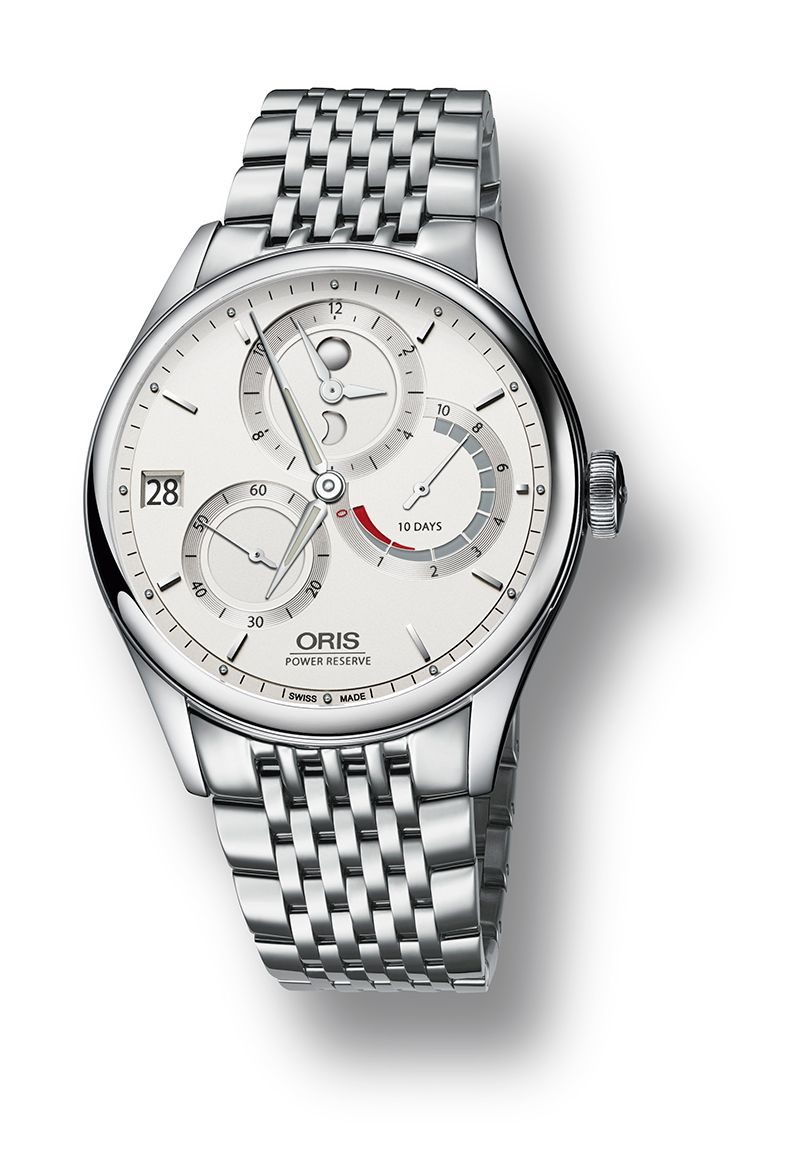 Oris Artelier 01 112 7726 4051-Set 8 23 79 Watch