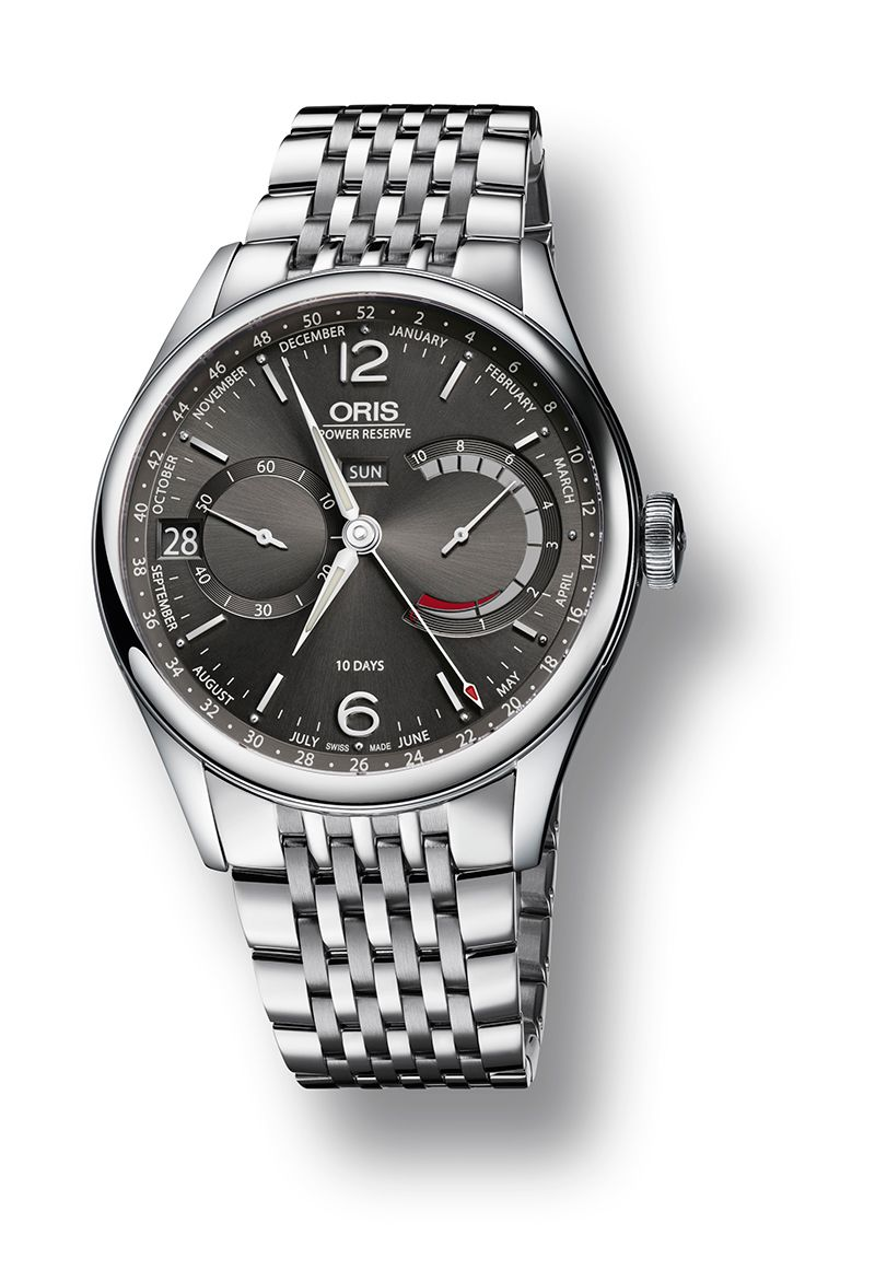 Oris Artelier 01 113 7738 4063-Set 8 23 79PS Watch