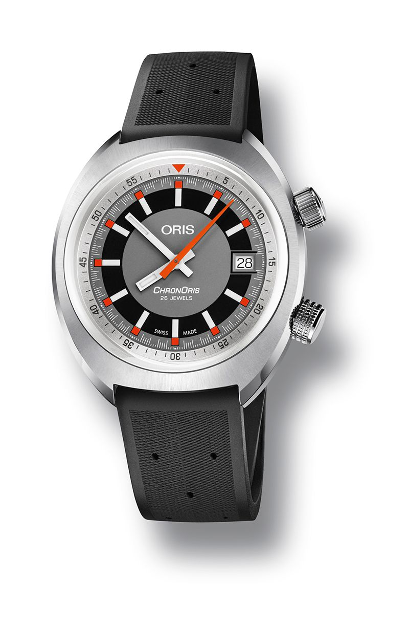 Oris Chronoris 01 733 7737 4053-07 4 19 01FC Watch