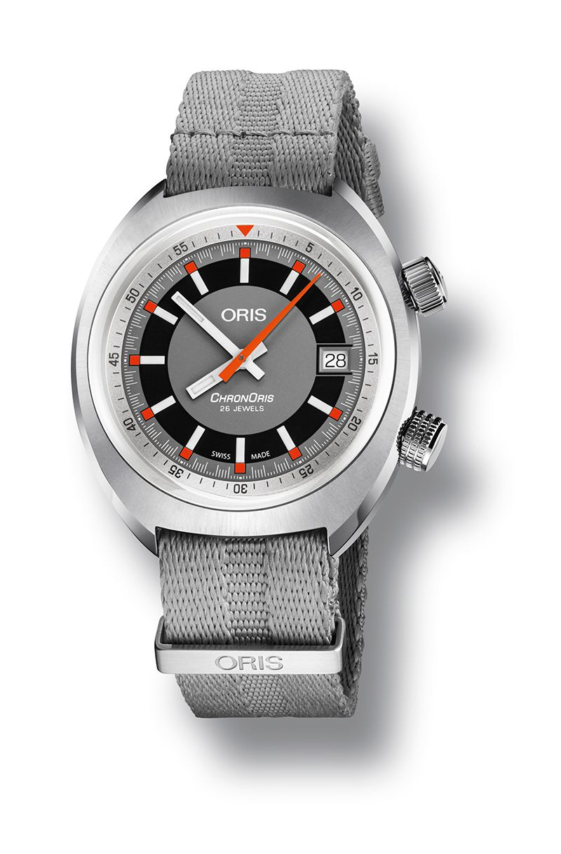 Oris Chronoris 01 733 7737 4053-07 5 19 23 Watch