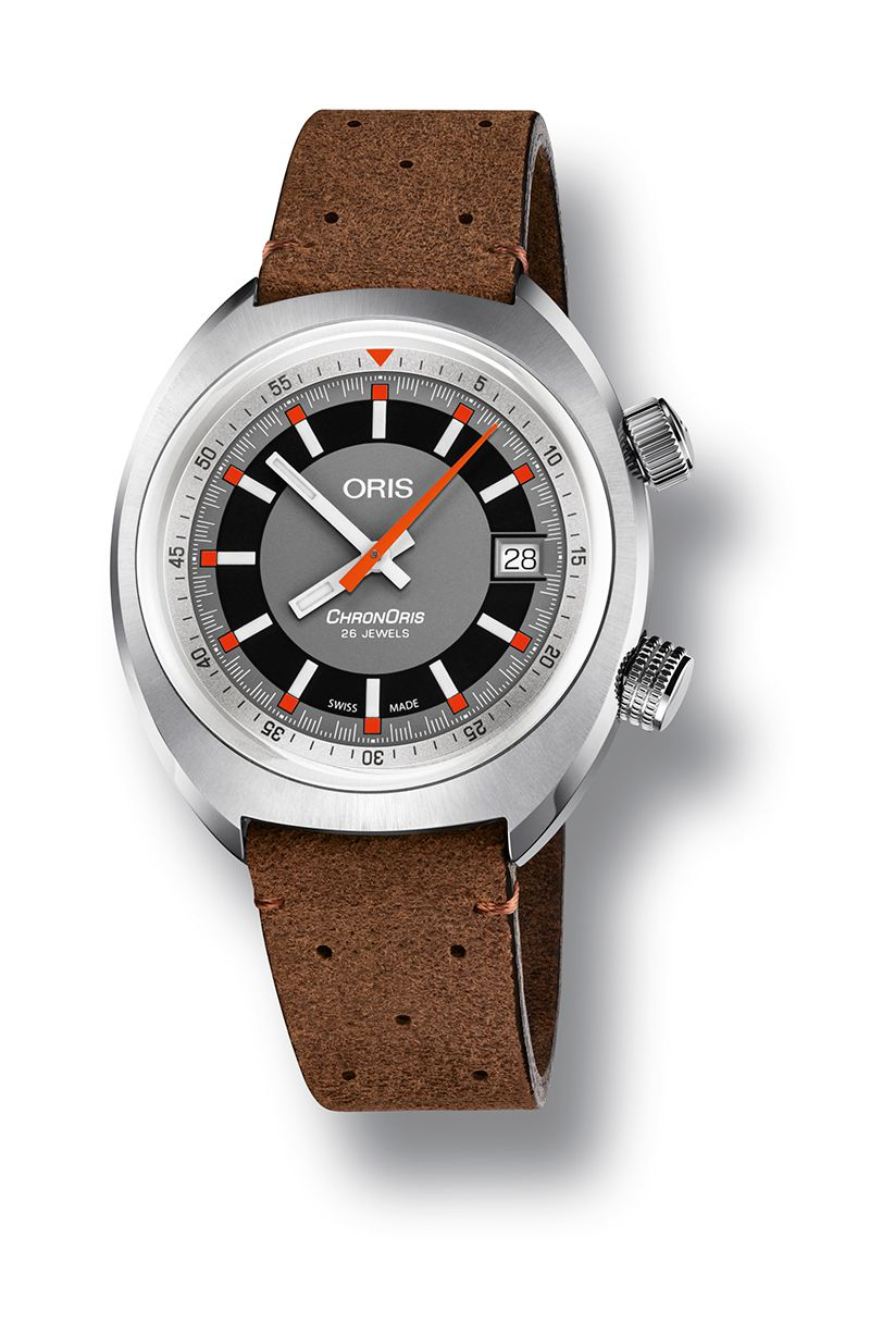 Oris Chronoris 01 733 7737 4053-07 5 19 43 Watch