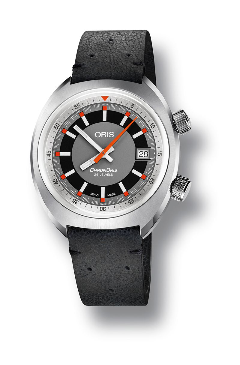 Oris Chronoris 01 733 7737 4053-07 5 19 44 Watch