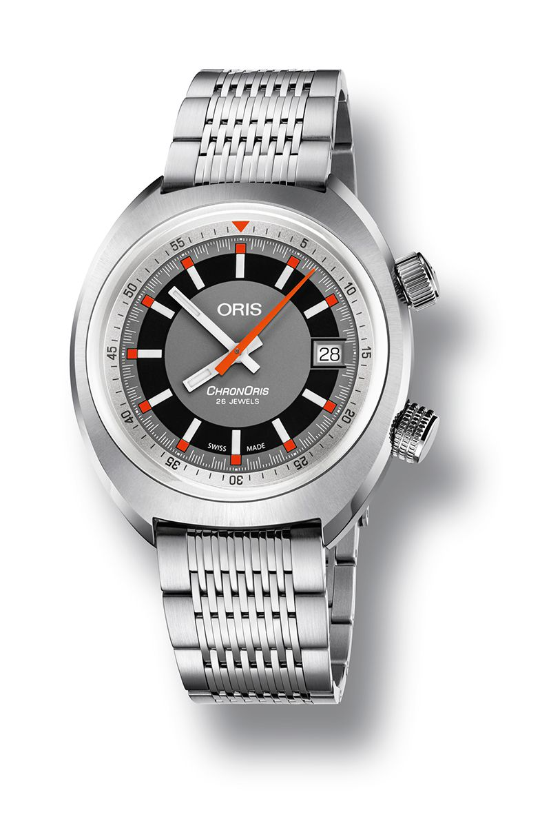 Oris Chronoris 01 733 7737 4053-07 8 19 01 Watch