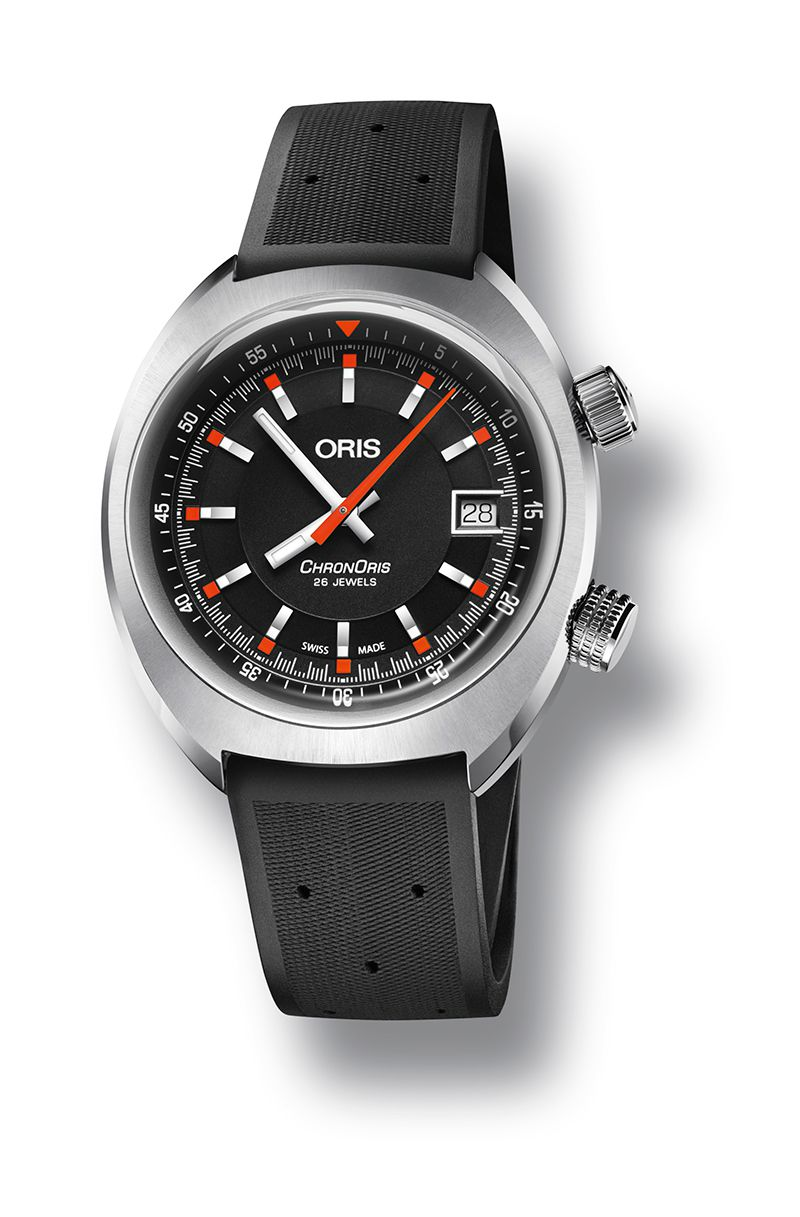 Oris Chronoris 01 733 7737 4054-07 4 19 01FC Watch