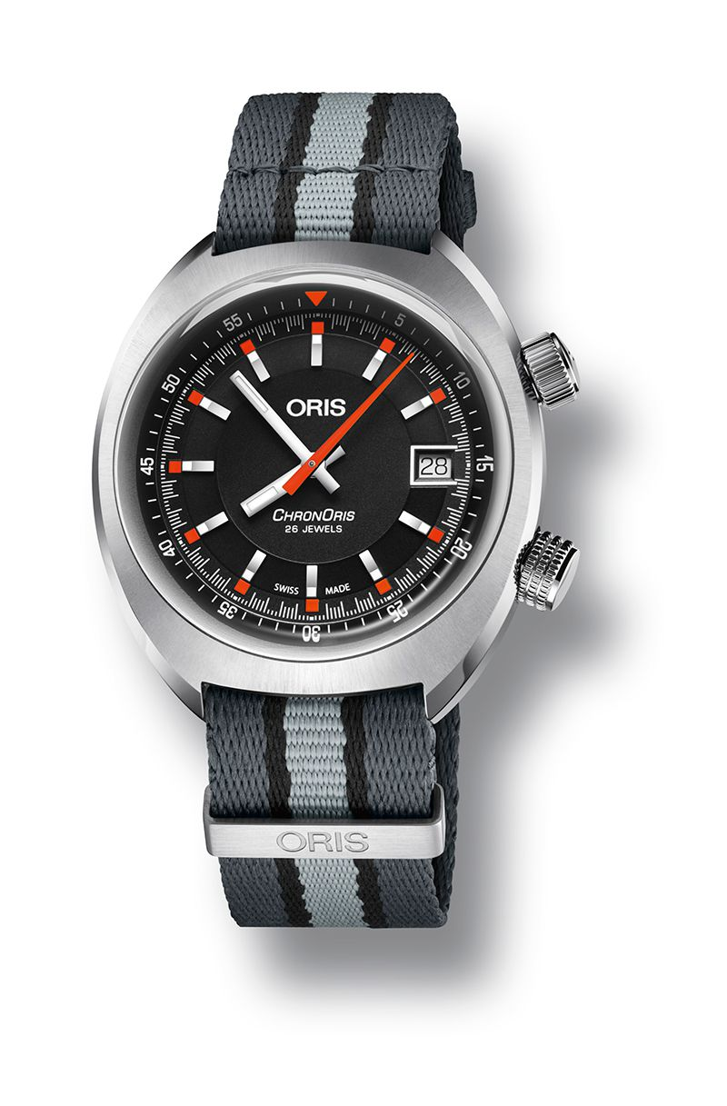 Oris Chronoris 01 733 7737 4054-07 5 19 24 Watch