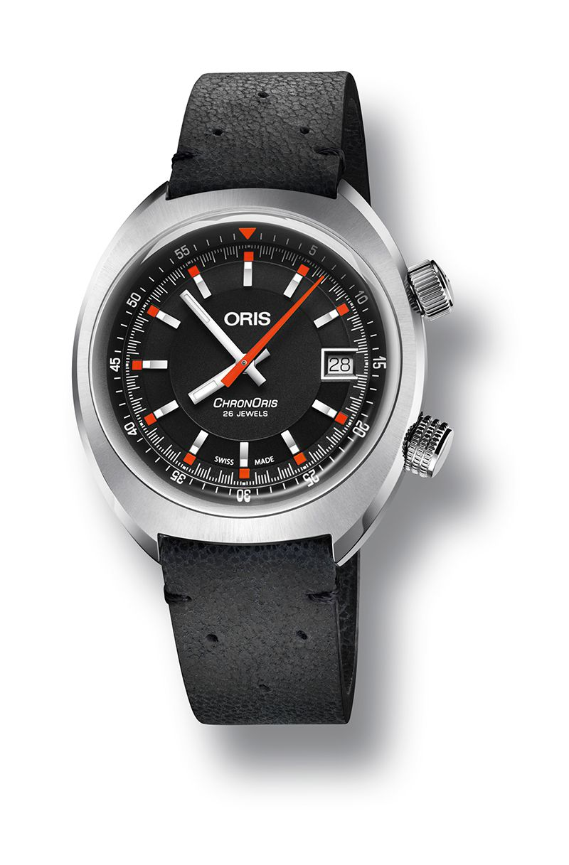 Oris Chronoris 01 733 7737 4054-07 5 19 44 Watch