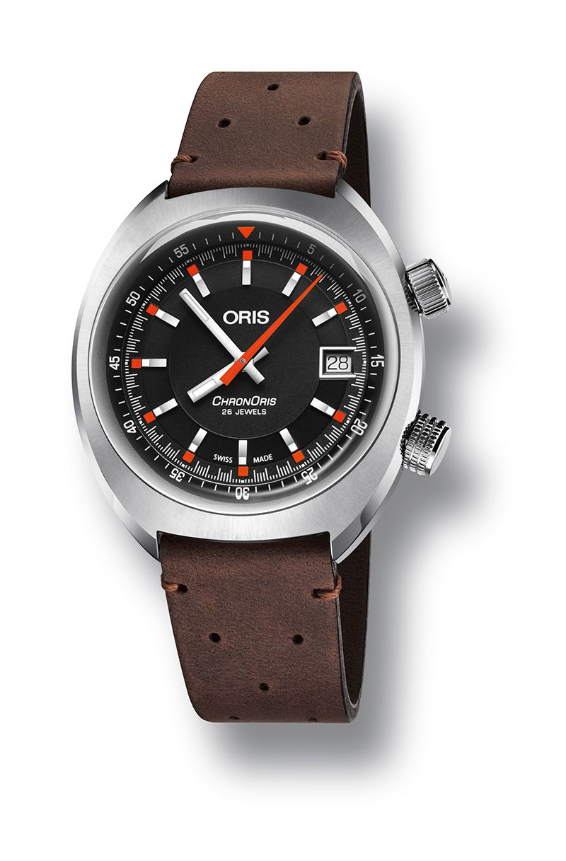 Oris Chronoris 01 733 7737 4054-07 5 19 45 Watch