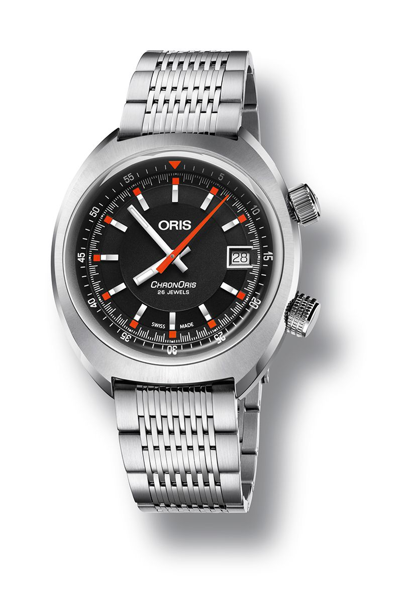 Oris Chronoris 01 733 7737 4054-07 8 19 01 Watch