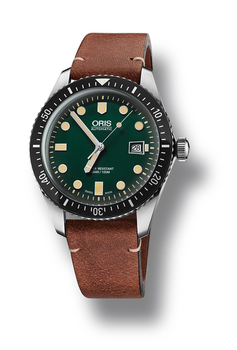 Oris Divers 01 733 7720 4057-07 5 21 45 Watch