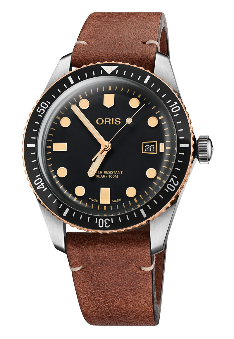 Oris Divers 01 733 7720 4354-07 5 21 45 Watch