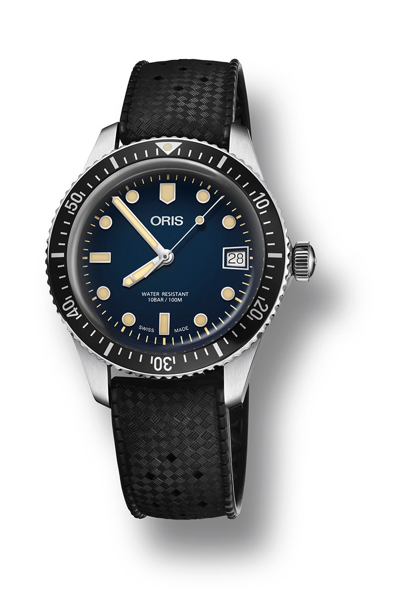 Oris Divers 01 733 7747 4055-07 4 17 18 Watch