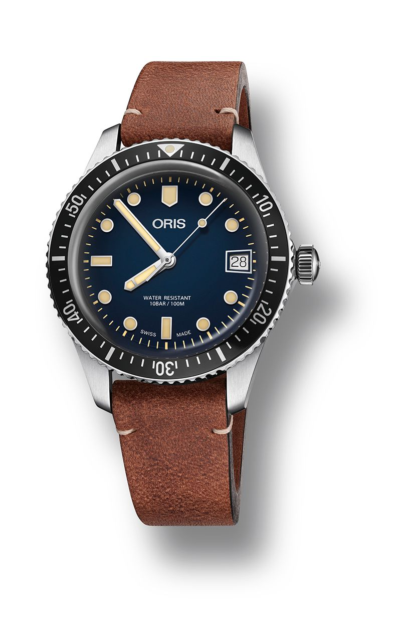 Oris Divers 01 733 7747 4055-07 5 17 45 Watch